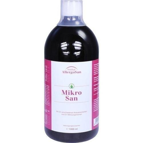 MIKROSAN Flaschen 1 l