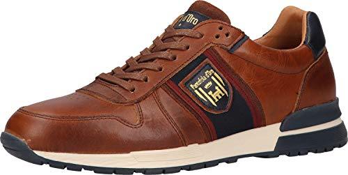 Pantofola d ORO 10211008 - Zapatillas para hombre, color Marrón, talla 47 EU