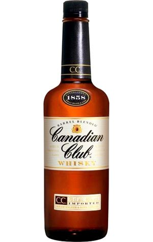 Canadian Club Whisky 0,7 L