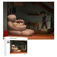 Baymax ジグソーパズル 1000ピース 絵画 学生 子供 大人 向け 木製パズル TOYS AND GAMES おもちゃ(6歳以上が適しています)