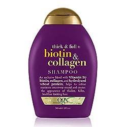 Image of OGX Thick & Full + Biotin & Collagen Shampoo, 13 Ounce: Bestviewsreviews