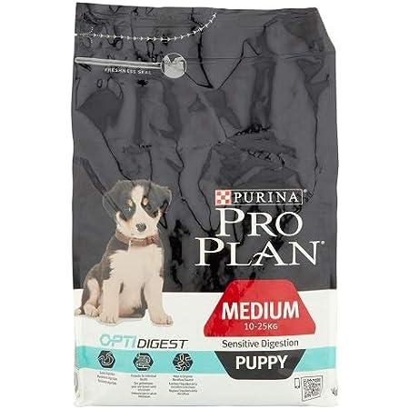 Purina ProPlan Medium Puppy Digest pienos para perro cachorro Pollo 3 Kg