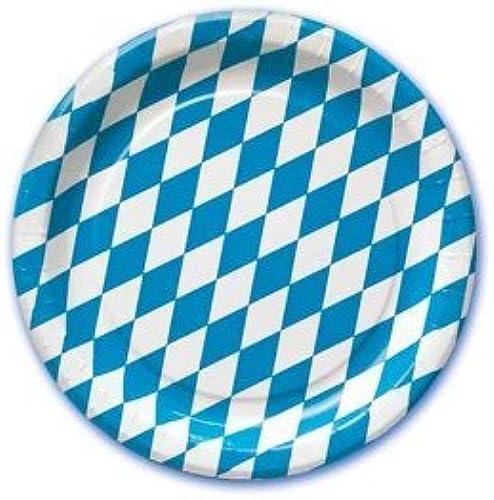 1.000 Pappteller Oktoberfest Bayern 23cm Durchmesser