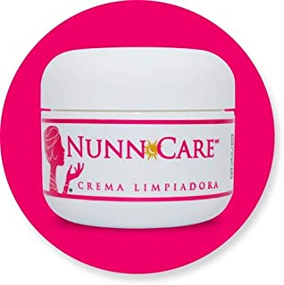 Authentic Nunn Care Crema Limpiadora, Acne, Cicatrices. Version Mexicana/Acne Scar Removal Cream Mexican Version Nunn Care Cream Dist By Alebrije Imports Inc.