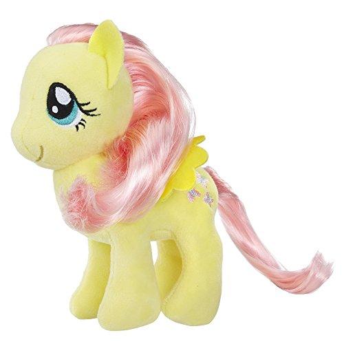 Hasbro My little Pony The Movie Mähnenspass Plüschpony Fluttershy