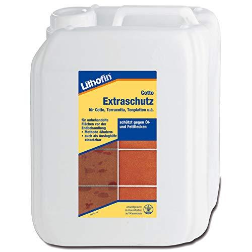 Lithofin Cotto Extraschutz 5 Liter