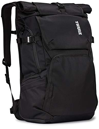 Thule Unisex's Covert Camera Backpack, Black, One Size