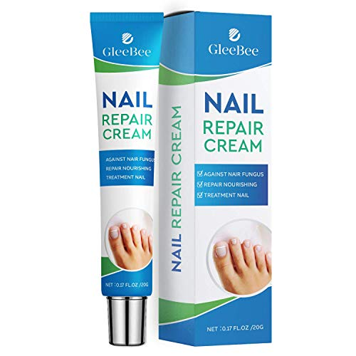 Fungal Nail Treatment, Fungus Nail Cream, Strong Anti-Fungal Toenail Cream, Nail Repair Nourishing...