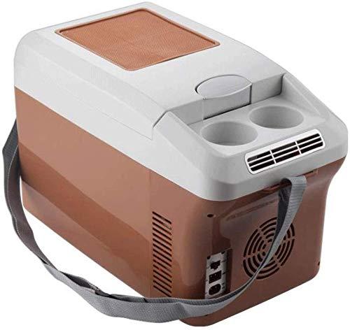 Dljyy Raffreddare Box Car Frigorifero, elektrische vrieskast, veiligheidskoeler, camper, 15 l, 12 V, 24 V, 220 V