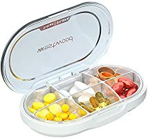 20% off WOWHOUSE Portable Pill Organizers
