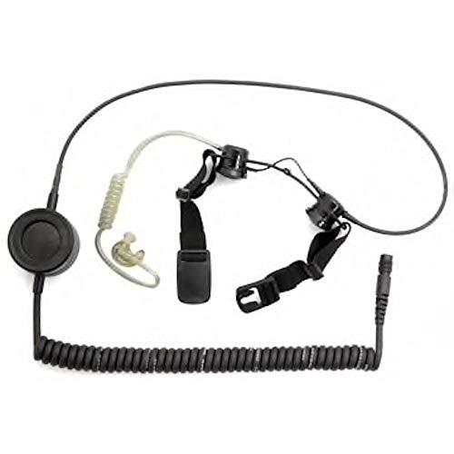 Generico DEVGRU Operator Series Throat Kenwood Communication Laringófono