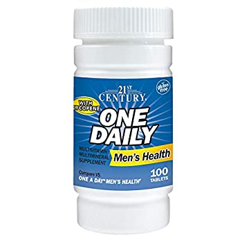 21st Century One Daily Men s Health Tablets 100 Count
