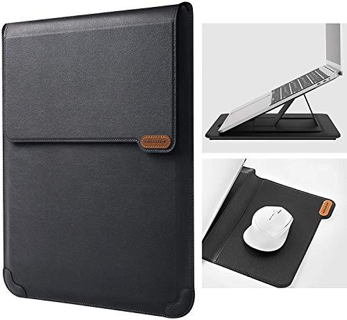 Nillkin Laptoptasche 15.6 Zoll, Laptop ständer Computer-Stoßfeste Tasche mit Mauspad für MacBook Pro 16