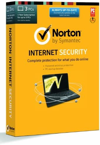 Norton Internet Security 2014 Activation Key 1 Year 3 Licenses product image