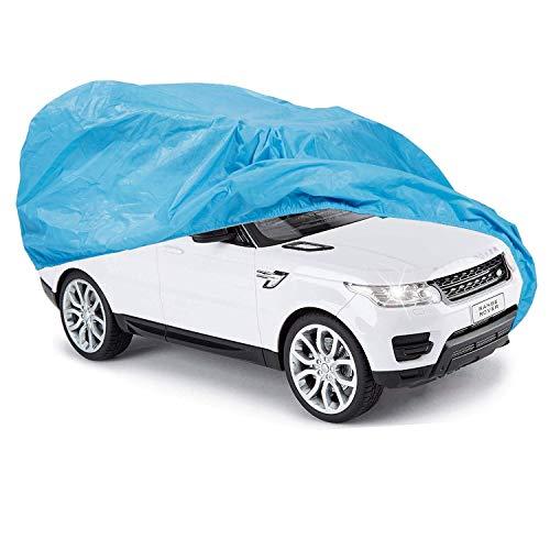 JTMM Car Toy Cover, Ride-On Car Cover para niños Vehículo eléctrico: Ajuste...