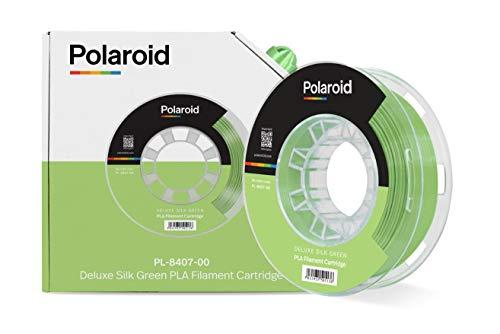 Polaroid filament 250 g universal deluxe silk PLA filament green