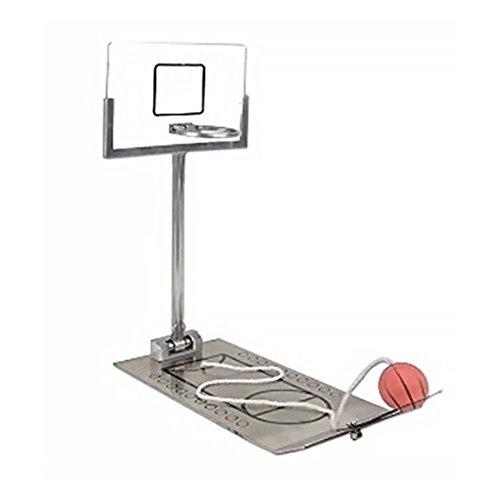 Mini canestro da basket da tavolo, pieghevole, gioco per bambini, mobile, per esterno, 1 pezzo