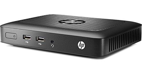 HP t420 Thin Client, 8 GB eMMC, HP ThinPro (Zertifiziert generalüberholt)