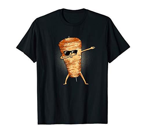 Lustiges Dabbing Döner Kebab Dab T-Shirt