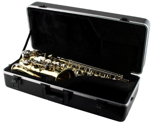 LJ Hutchen Eb Alto Saxophone with Case - 2 Year...
