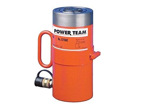 SPX Power Team C1010C Single Acting General Purpose Cylinder, 10 Ton Capacity, 10 1/8