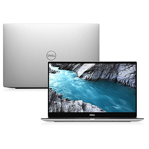 Notebook Ultraportátil Dell XPS-9380-M10S 8ª geração Intel Core i7 8GB 256GB SSD 13.3' Full HD Windows 10 McAfee 12 Meses
