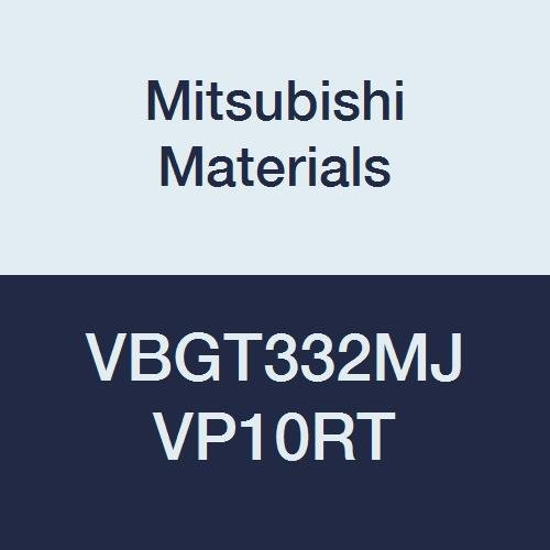 Mitsubishi Materials VBGT332MJ Cheap VP10RT VBGT Latest item VB Posit Carbide Type