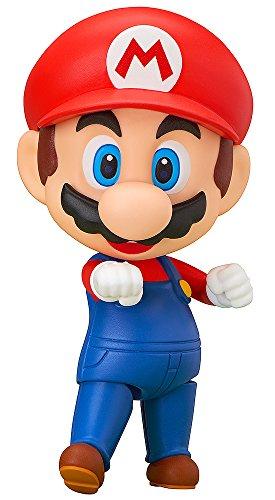 Good Smile Super Mario : Mario Nendoroid Action Figure