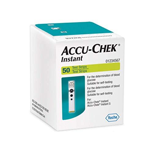 tiras reactivas accu chek fabricante Accu-Chek