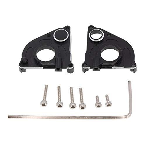 RC Auto Getriebe Abdeckung DIY Racing Getriebe Abdeckung 1:24 4WD RC Auto Ersatzteile für Axial SCX24 AXI0002/AXI00001/AXI90081
