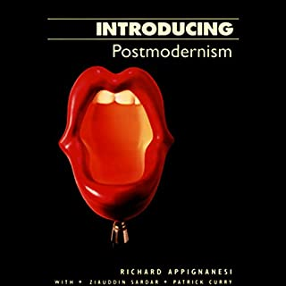 Introducing Postmodernism audiobook cover art