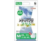 メディパンツスリム/2520 M 24枚×4袋 3個入り 近澤製紙所
