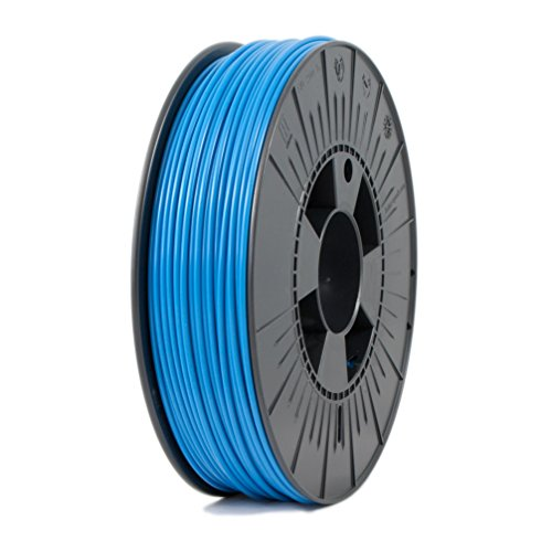 ICE Filaments ICEFIL3PLA008 PLA filament, 2.85mm, 0.75 kg, Bold Blue