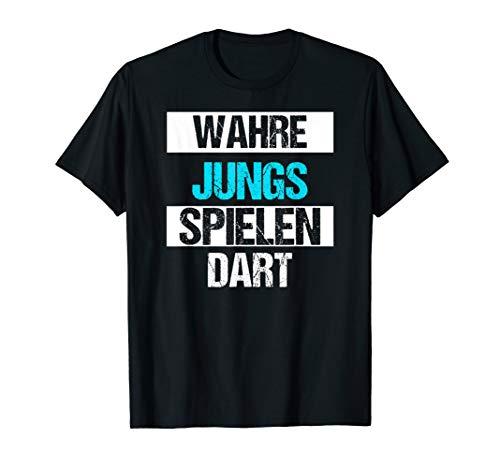 Jungen Dart Sport Weihnachts Geschenk Lustiges Shirt T-Shirt