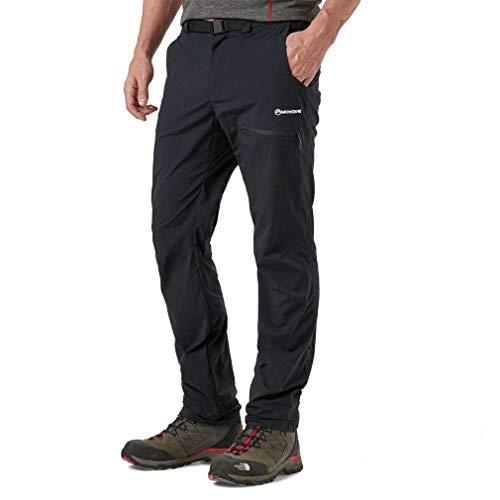 MONTANE Terra Pack Pant - Men's Black, L/Reg