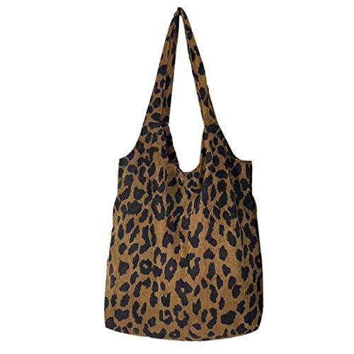 Bolso Leopardo Marca BYFRI