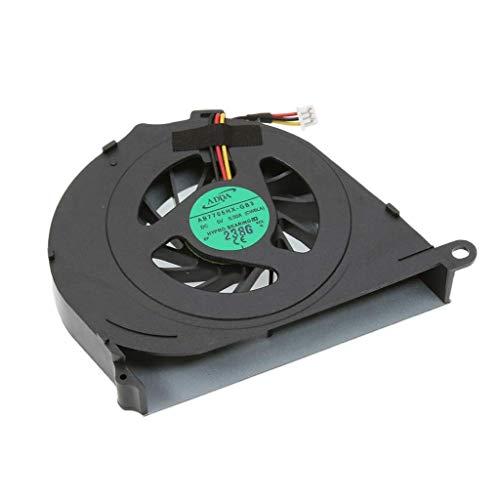 ZGQA-GQA Ventilador de refrigeración de CPU de Enfriador de Repuesto de Piezas de portátil para Toshiba