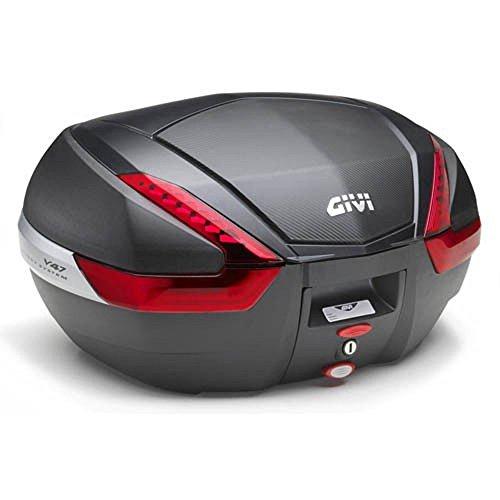 GIVI V47NN Tech Monokey - Carcasa rígida para Motocicleta con Aspecto de...