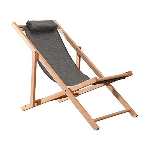 HUANGB Tumbona Inclinable Exterior Plegable,Verano Ajustable Silla Jardin Tumbona Silla De Camping Gravedad Cero Reclinable Playa Tumbonas,C