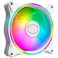 Cooler Master MFL-B2DW-18NPA-R1 MasterFan MF120 Halo White Edition Cooling Fan