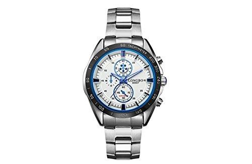 Reloj Longbo Modern Azul 80007
