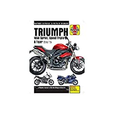 Image of the product Triumph Sprint Speed that is listed on the catalogue brand of Haynes Manuals N America .
