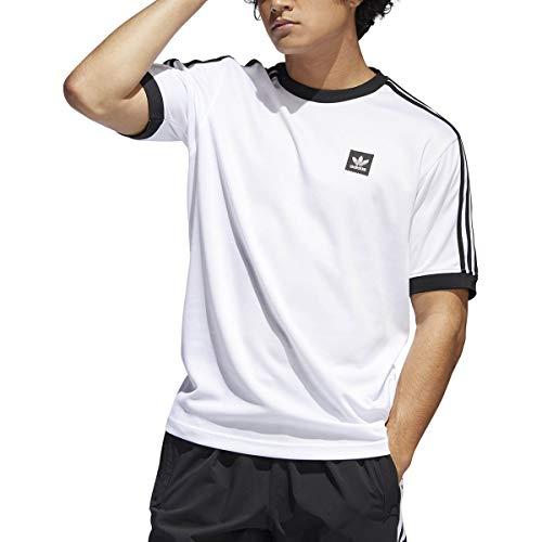 adidas Skateboarding Club Jersey White/Black MD