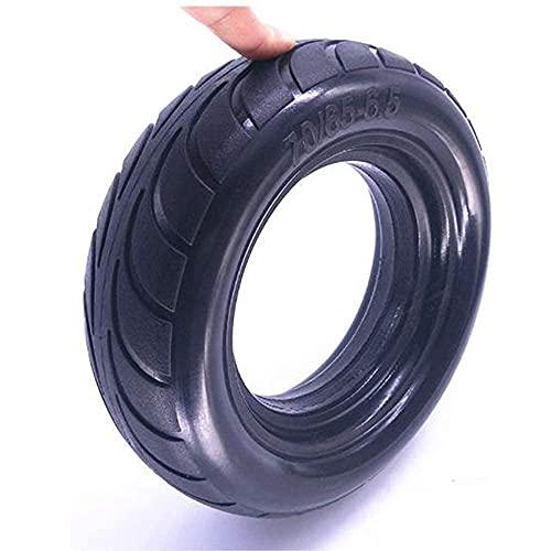 Neumático para scooter eléctrico, 70-65-6.5 Neumático sólido a prueba de explosiones, Alta elasticidad, Bajo nivel de ruido, Adecuado para 9 Balance Car 10x3.00-6.5 Neumático resistente al desgaste