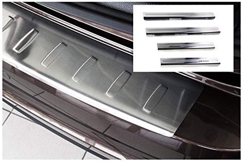 tuning-art 970-620 Ladekantenschutz und Einstiegsleisten Fahrzeugspezifisch