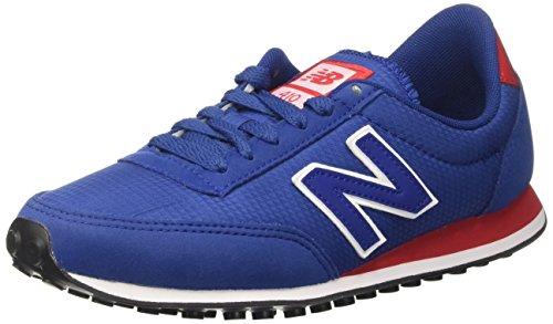 New Balance 410 70s Running, Zapatillas Unisex Adulto, Azul (Blue), 39.5 EU