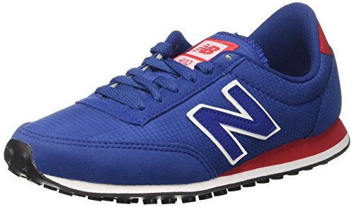 New Balance Unisex-Erwachsene 410 70s Running Sneakers, Blau (Blue), 39.5 EU
