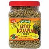 Zoomed Food Iguana Adulta Pellets, 283 g