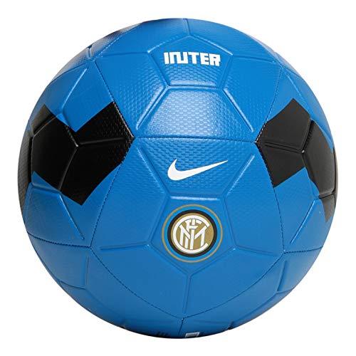 Nike Inter NK STRK-FA20, Pallone da Calcio Unisex Adulto, Blue Spark/Black/(White), 5