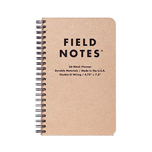 Field Notes 56 Wochenplaner 2016